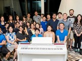 Pianovers Meetup #31, Group picture