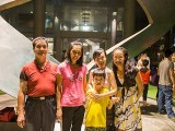 Pianovers Meetup #30, Shu Wen, her parents, Karen and Yu Heng