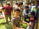 Pianovers Meetup #30, Jimmy Chong playing
