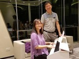 Pianovers Meetup #31, Corrine, and Zensen