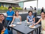 Pianovers Meetup #31, Audrey, Siew Tin, Cynthia, May Ling, Yu Tong