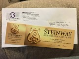 3rd Steinway Regional Finals Asia Pacific 2016, Complimentary Ticket for ThePiano.SG