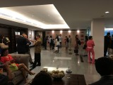 3rd Steinway Regional Finals Asia Pacific 2016, Crowd at Waiting Lobby