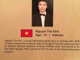 3rd Steinway Regional Finals Asia Pacific 2016, Contestant Profile, Nguyen The Vinh, 15, Vietnam
