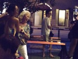 Pianovers Meetup #1, People dancing as Mdm Lily plays
