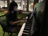 Pianovers Meetup #1, Serene plays