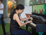 Pianovers Meetup #2, Tabitha Gan plays expressively
