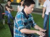 Pianovers Meetup #2, Zhao Heng plays