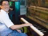Pianovers Meetup #2, Chris Khoo before his performance