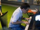 Pianovers Meetup #2, Chris Khoo plays solo