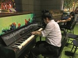 Pianovers Meetup #2, Duet performance of a Chinese piece