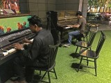 Pianovers Meetup #2, Peter Prem and Jimmy Chong plays a Jazz duet