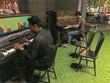 Pianovers Meetup #2, Peter Prem and Jimmy Chong plays a Jazz duet