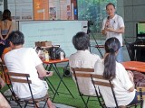 Pianovers Meetup #3, Sng Yong Meng addressing the Pianovers