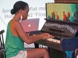 Pianovers Meetup #3, Samantha plays