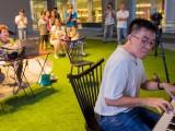 Pianovers Meetup #3, Chris Khoo performs