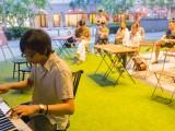 Pianovers Meetup #3, Harith plays