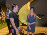 Pianovers Meetup #3, Phua Xi Kun talking to another Pianover