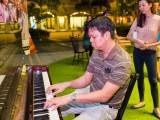 Pianovers Meetup #3, Goh Zensen playing