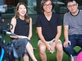 Pianovers Meetup #3, Jean Hair, Lee Yan Chang, Billy Soh interviewed by Channel 8