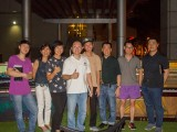 Pianovers Meetup #4, Jimmy Chong, Geraldine, Janelene Leong, Sng Yong Meng, Joseph Lim, Chris Khoo, Le Minh Thanh, Jerome