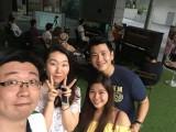 Pianovers Meetup #5, Calvin Tan, Sang Hee Kim, Kathy Moh, Jerry Ng