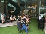 Pianovers Meetup #5, Chris Khoo plays