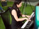 Pianovers Meetup #5, Pauline Tan plays