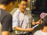 Pianovers Meetup #5, Chris Khoo sings