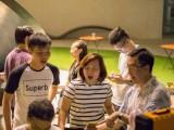Pianovers Meetup #5, Ronnie Poh, Junn Lim, Chris Khoo sing, Timothy Goh plays