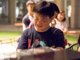 Pianovers Meetup #5, Gee Yong looking on
