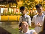 Pianovers Meetup #5, Joshua Peter, Benjamin Tse, with Sng Yong Meng