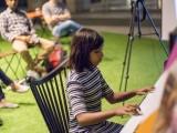 Pianovers Meetup #6, Jeslyn Peter plays