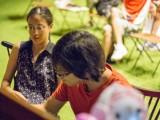Pianovers Meetup #6, Tabitha Gan, and Harith