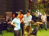 Pianovers Meetup #6, Kim, and Joseph Lim