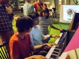 Pianovers Meetup #6, Harith, and Boogie Woogie Family