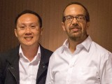 Interview with Kevin Kern 2016, Sng Yong Meng, with Kevin Kern