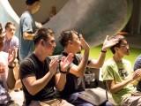 Pianovers Meetup #7, Big applause from Chris Khoo