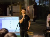 Pianovers Meetup #7, Ong sharing with us