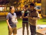Pianovers Meetup #7, Gee Yong, Joshua Peter, and Peter Prem