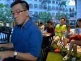 Pianovers Meetup #8, Chris Khoo performing
