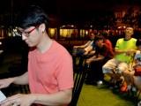 Pianovers Meetup #8, Jimmy Chong performing