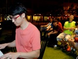 Pianovers Meetup #8, Jimmy Chong performing