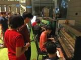 Pianovers Meetup #8, Pianovers interacting