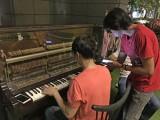 Pianovers Meetup #8, Jimmy Chong, and Muhammad Harith