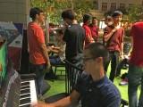 Pianovers Meetup #8, Pianovers socialising