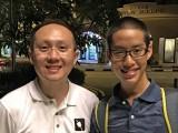 Pianovers Meetup #8, Sng Yong Meng, and Zachary Teo