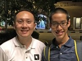 Pianovers Meetup #8, Sng Yong Meng, and Zachary Teo