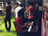 Pianovers Meetup #8, Pianovers sharing ideas among themselves