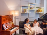 Launch of new Steinway Crown Jewel, Yi Ting, Chen Jing, and Toby Tan
